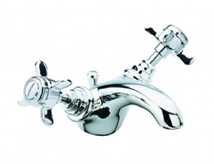 Tavistock - Varsity Basin Mixer with Click Waste (TVA10)